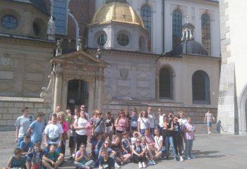 Wycieczka do Krakowa i Energylandii (1)