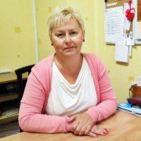 Wicedyrektor ZSP Ewa Sienkiewicz min